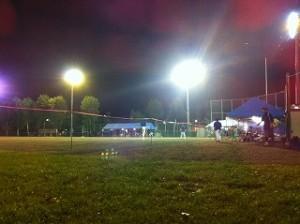 24時間ソフトボール