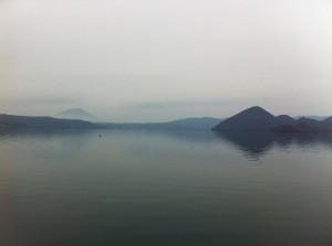 綺麗な洞爺湖