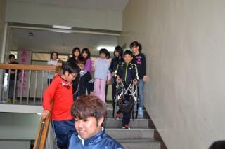 階段の下り2