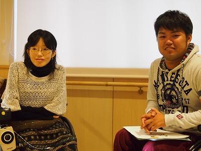 横川さんと私
