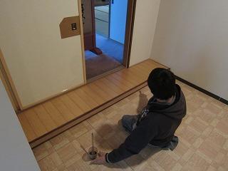 修復・復元施工中のkawamura2