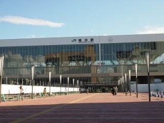 旭川駅正面