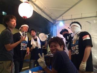 焼きチーム