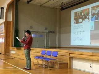 Takuya君発表