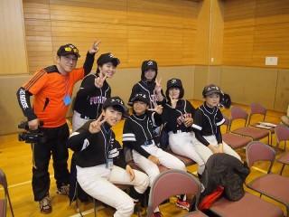 女子野球チーム